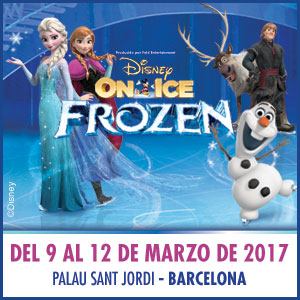 Disney On Ice - Frozen.