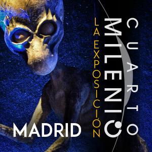Entradas CUARTO MILENIO LA EXPOSICIÓN en Madrid | El Corte Inglés