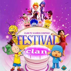 Resultado de imagen de festival clan