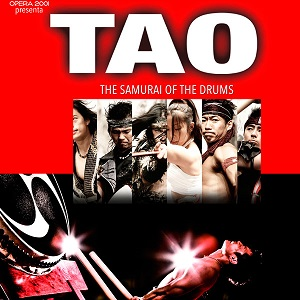TAO presenta THE SAMURAI OF THE DRUMS