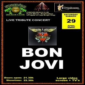 Bon Jovi Tribute In Concert