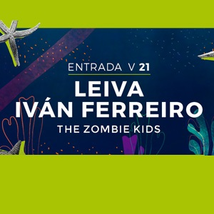 Ivan Ferreiro + Leiva + The Zombie Kids