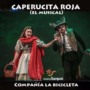 CAPERUCITA ROJA El Musical
