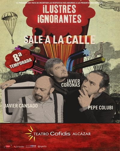 ILUSTRES IGNORANTES (6ª Temporada)