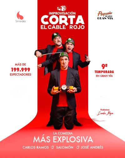 CORTA EL CABLE ROJO (6ª Temporada)