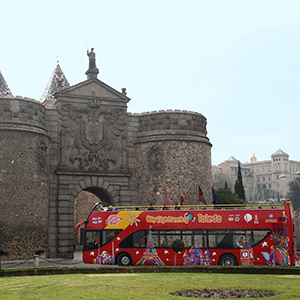 City Sightseeing Toledo