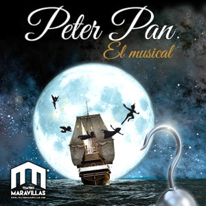 "PETER PAN ""El Musical"""