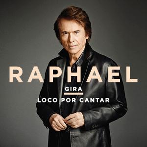 RAPHAEL GIRA LOCO POR CANTAR