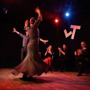 Espectaculo Flamenco Las Tablas