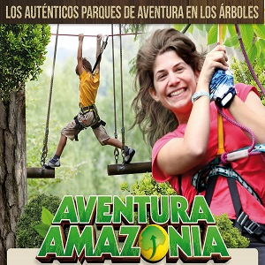 AVENTURA AMAZONIA PELAYOS DE LA PRESA