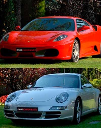 CARS EXPERIENCE RUTAS - Ferrari ...