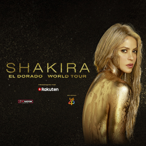 "SHAKIRA ""EL DORADO WORLD TOUR"""