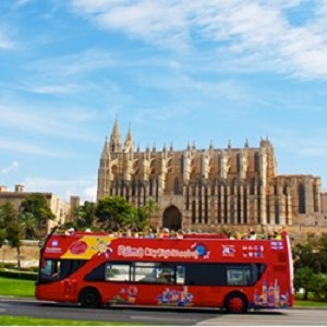 City Sightseeing - Palma de Mallorca