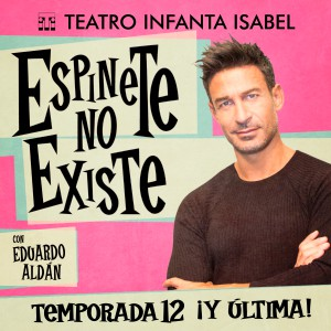 ESPINETE NO EXISTE (EDUARDO ALDAN)
