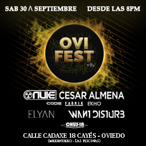 I FESTIVAL DJ OVIFES