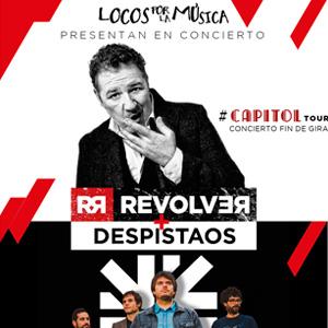 REVOLVER + DESPISTAOS