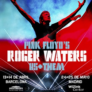 ROGER WATERS US+THEM