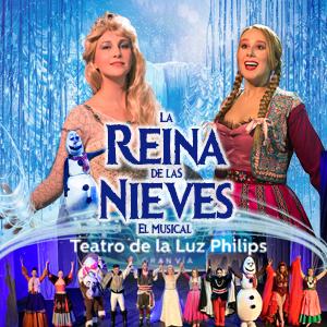 LA REINA DE LAS NIEVES, El Musical