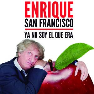 ENRIQUE SAN FRANCISCO - YA NO SOY EL QUE ERA
