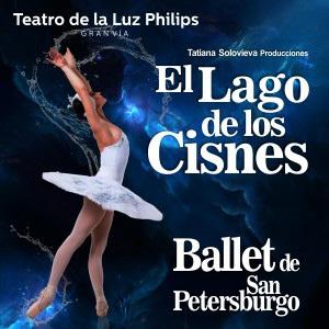-EL LAGO DE LOS CISNES-BALLET DE SAN PETERSBURGO