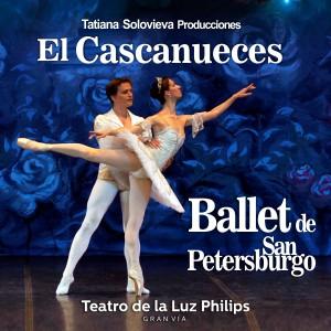 EL CASCANUECES-BALLET DE SAN PETERSBURGO.