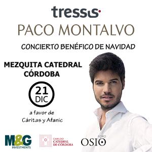 CONCIERTO DE NAVIDAD PACO MONTALVO