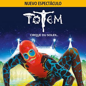 CIRQUE DU SOLEIL - TOTEM - CYBER MONDAY