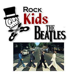 ROCK KIDS (THE BEATLES)