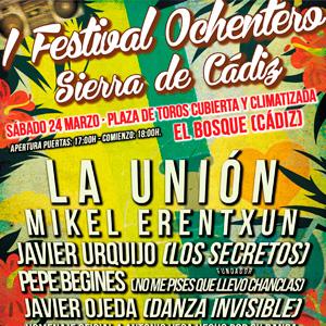 I FESTIVAL OCHENTERO Sierra de Cadiz