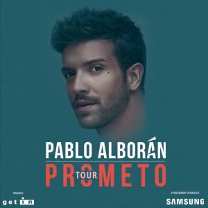 PABLO ALBORÁN TOUR PROMETO