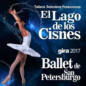 EL LAGO DE LOS CISNES - Ballet San Petersburgo
