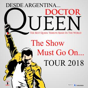 Entradas doctor queen the show must go on en madrid for Sala queen pontevedra