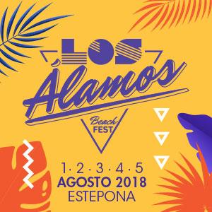 LOS ALAMOS BEACH FEST 2018 - ABONO