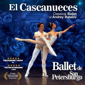 EL CASCANUECES-Ballet de San Petersburgo