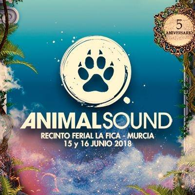 ANIMAL SOUND FESTIVAL 2018: ABONO 2 DÍAS