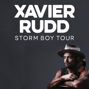 "Xavier Rudd "" Storm Boy Tour"""