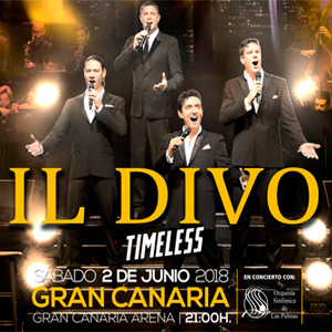 "Il Divo ""Timeless"""