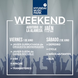 Hyundai Music Weekend