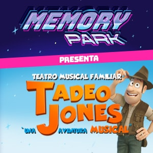 Memory Kids Sesión Matinal - Tadeo Jones