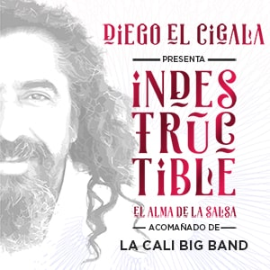 Diego El Cigala y Los Indestructibles