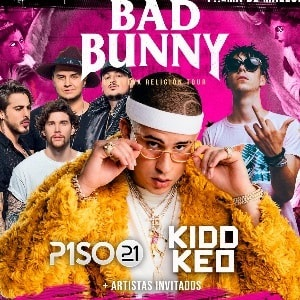 Bad Bunny - Nueva Religion Tour 2018 Mallorca