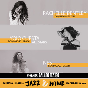 Rachelle Bentley-Ingenia Jazz & Wine Festival
