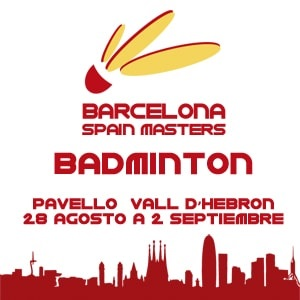 Barcelona Spain Masters FINAL