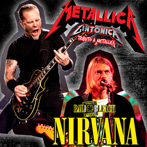 Tributo Metallica vs Nirvana