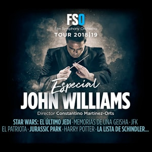 Abono FSO Tour 2018/19: Especial John Williams