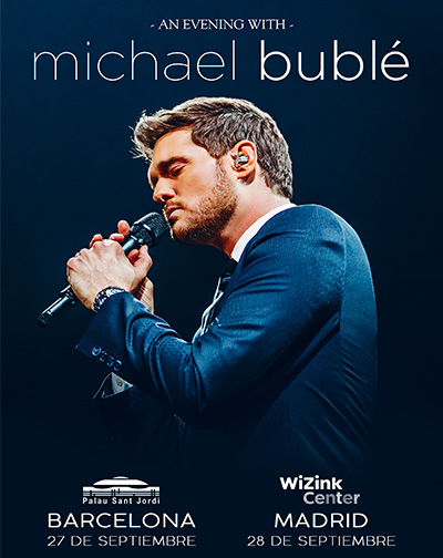 "Michael Buble ""An Evening With"""