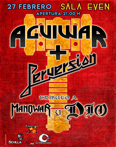 Aguiwar + Perversion