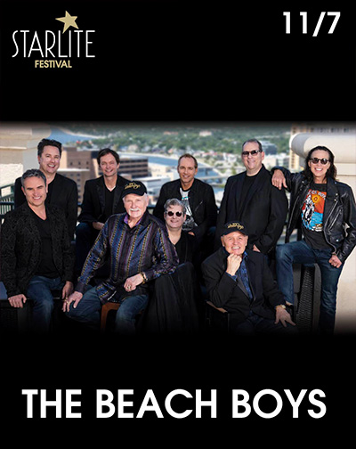 The Beach Boys - Festival Starlite 2019