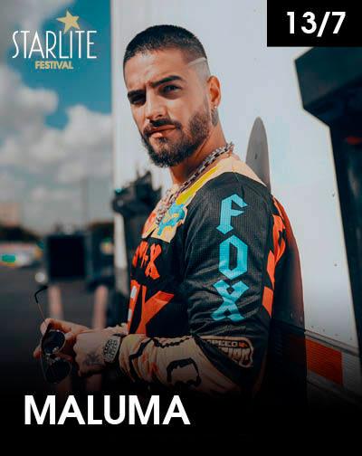 eb5af6f3fc Maluma - Festival Starlite 2019 en Málaga | Entradas El Corte Inglés