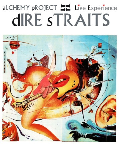 "Alchemy Project ""Dire Straits Live Experience"""